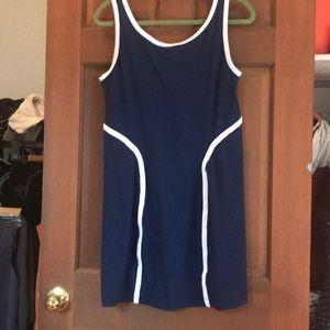 Nike Dresses - Dri-fit navy Nike tennis dress